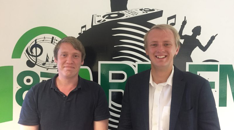 Interview with MP Ben Lake 09/04/2018