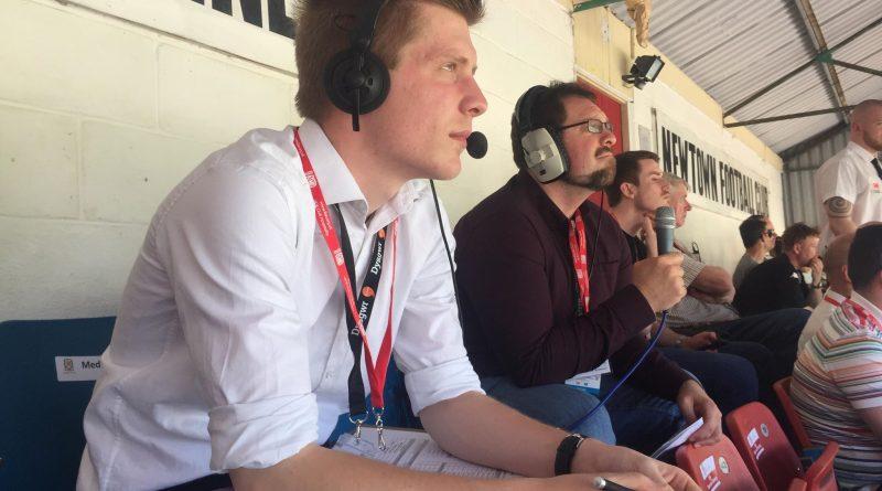 Radio Bronglais Sport – Aberystwyth Town vs Connah's Quay Nomads