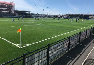 Radio Bronglais Sport – Aberystwyth Old Boys vs The Men in Black