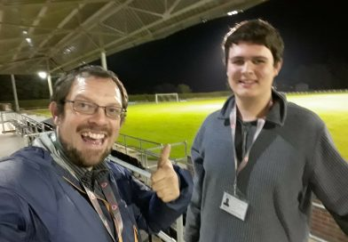 Nathaniel MG Cup Welshpool Town vs Aberystwyth – Commentary 28/08/2018